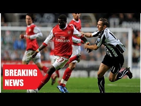 Breaking News - Arsenal Cult Hero Eboue Offered Job By Galatasaray
