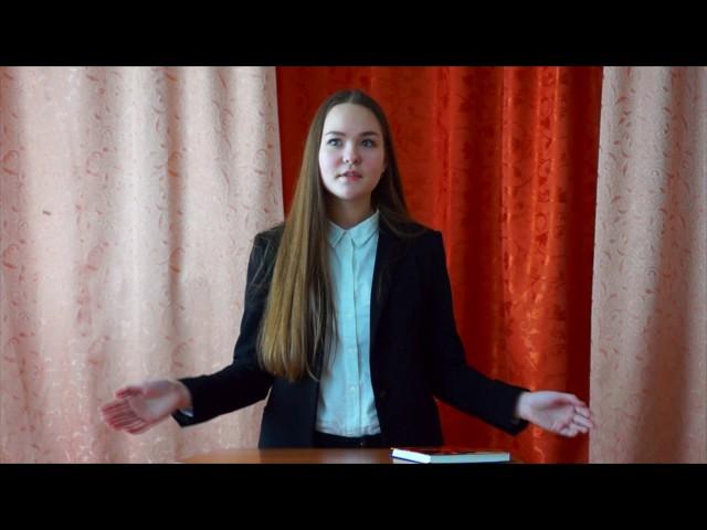 Изображение предпросмотра прочтения – ВикторияМолькова читает произведение «Лунная колыбельная» И.В.Северянина