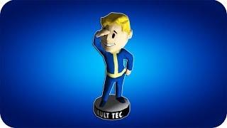 Fallout 4 Пупс Восприятие