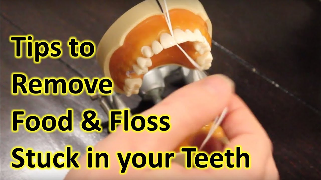 how to break your teeth without pain