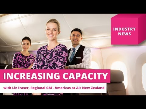 Air New Zealand is increasing its capacity out of Canada – Travel Industry News