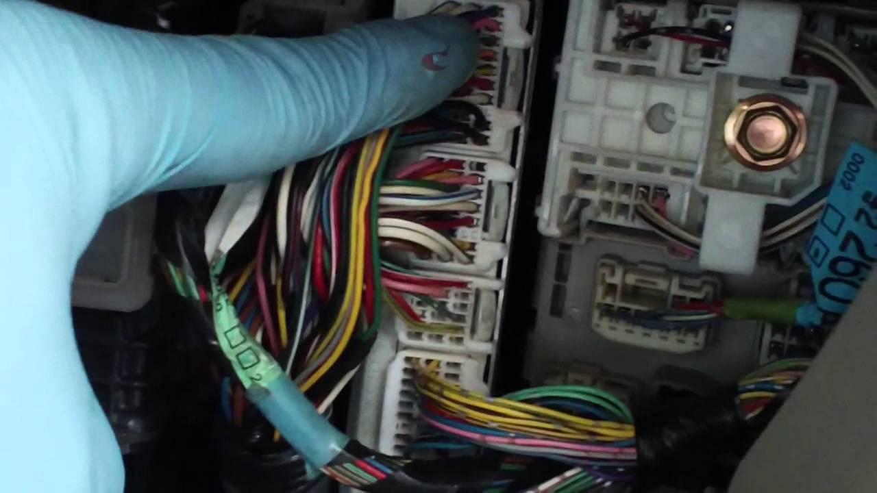 Usb Wiring Diagram Computer Toyota Rav4 Transmission Problem And Ecu Repair 313 462