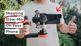 How To Shoot SLOW MO On Your Phone | DO's and DONT's