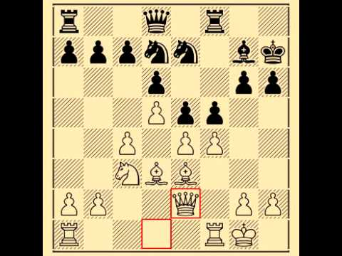 MANika LIRika -- A sound of chess -- Thomason, J. VS Fischer, Robert James - USA-chJ 1955 0-1