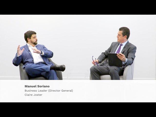 La Visión de los CEOs | Manuel Soriano