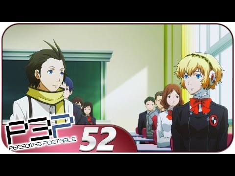 Persona 3 Portable (PSP, Let's Play, Blind) | Ryoji Joins Class 2-F | Part 52