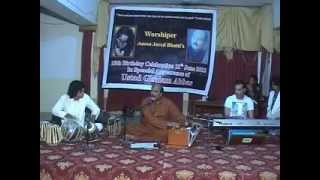 Ustad Ghulam Abbas live Christian song Sab waday