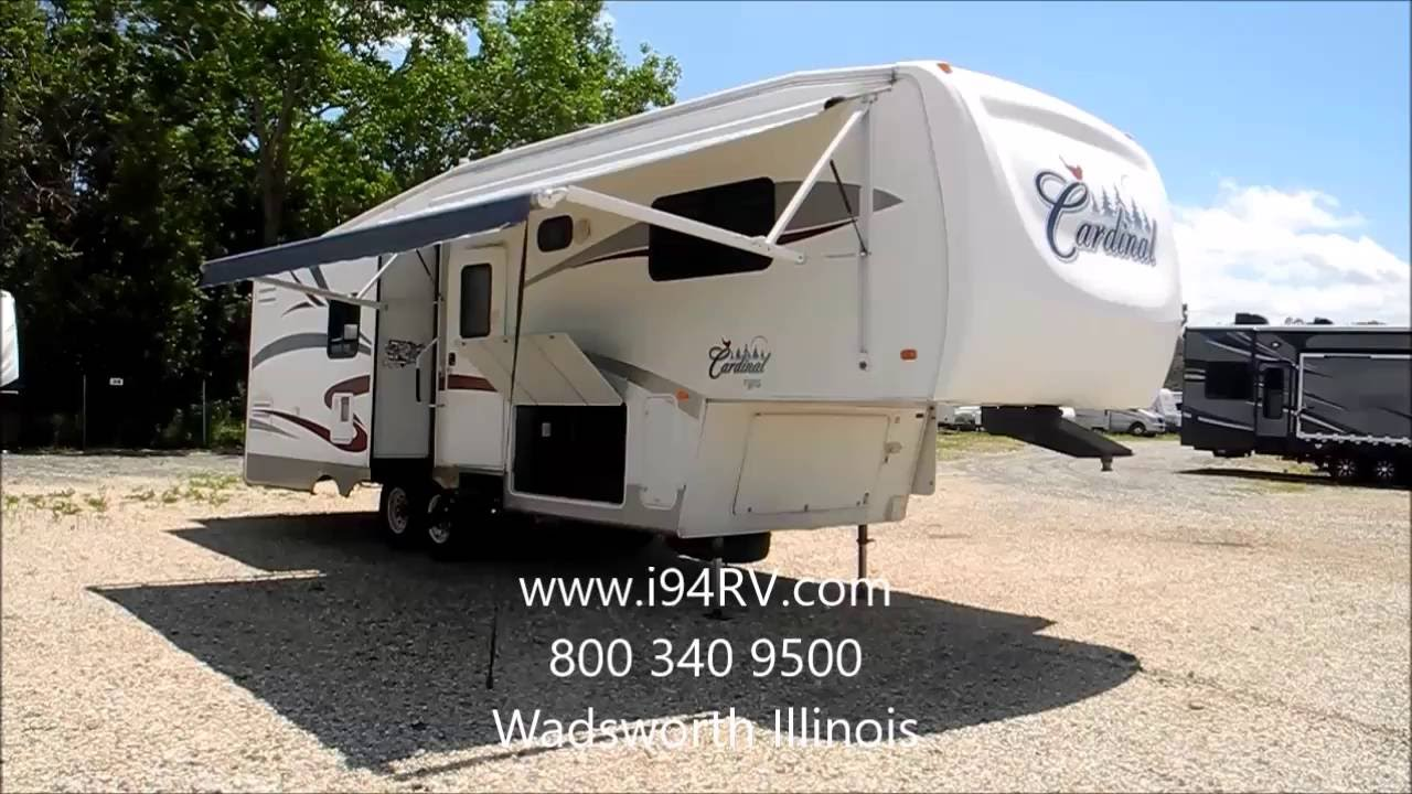Wisconsin Travel Campers