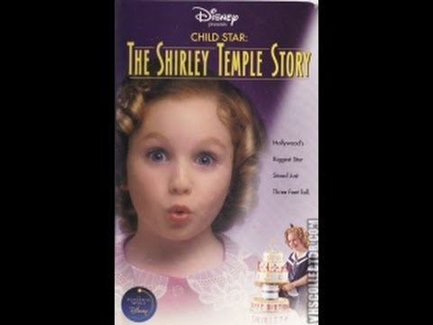 Opening To Child Star:The Shirley Temple Story 2002 VHS