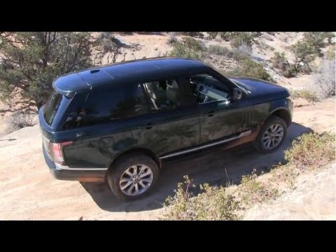 2013 Land Rover 4th Gen Range Rover Review