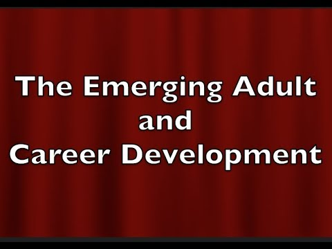 development Adult career