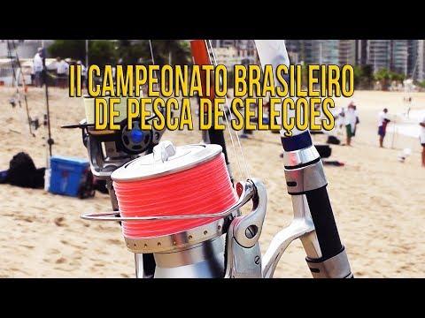 Pesca de Praia: Rio de Janeiro é bi de seleções