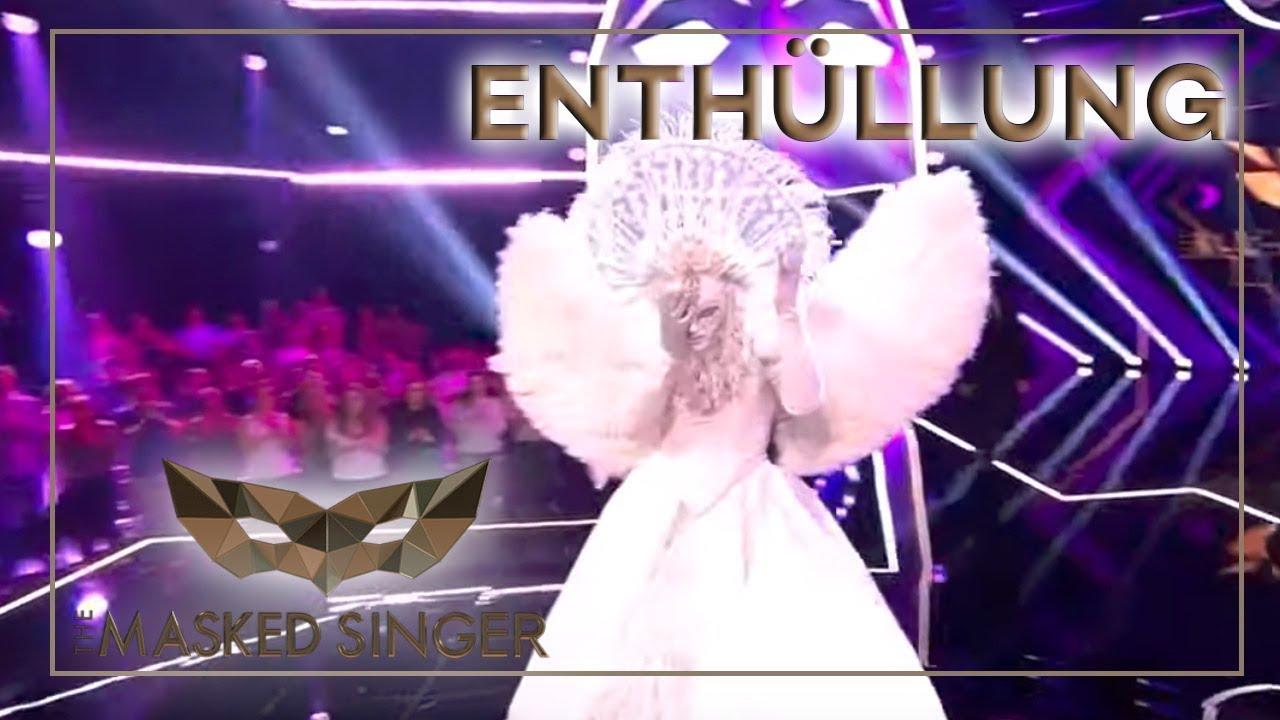 Wer ist der Engel? | Engel Enthüllung Finale | The Masked Singer | ProSieben #1