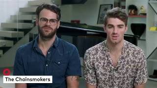 The Chainsmokers Get Ready for the Global Citizen Festival!