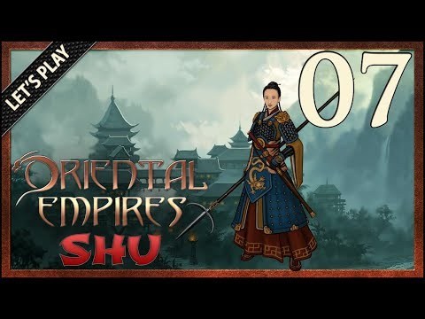 Oriental Empires 7 Warring States Era
