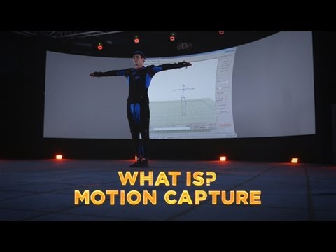 What Is? - Motion Capture