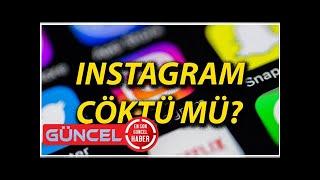 Instagram çöktü mü? Instagram'a neden girilemiyor? 4 Eylül 2018