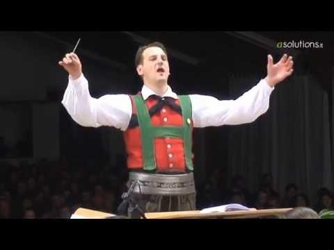 Elvis in Concert-arr. Peter Kleine Schaars; Musikkapelle Wiese; Dirigent: Joachim Bacher