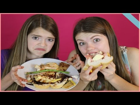 Gross Sandwich Challenge!