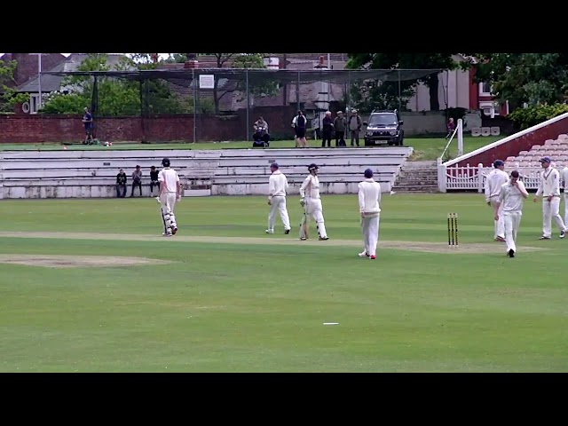 Lowerhouse vs Blackpool 2015 - Second Innings