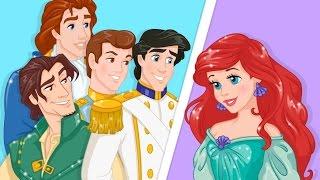 Video Game - Princess Speed Dating - Cutezee.com