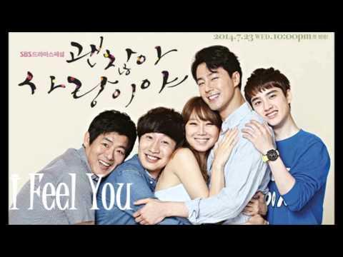 It's Ok, That's Love OST - I Feel You - Hong Dae Kwang