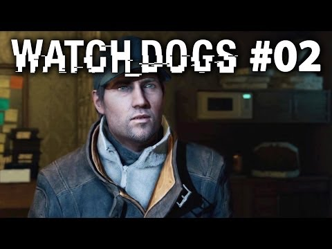 Hacking Criminals To Death! -- Watch_Dogs #02