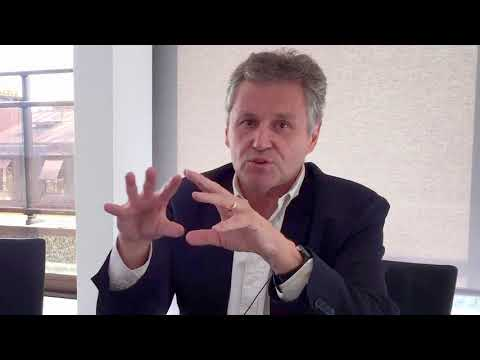 Interview de Thierry Blandinières sur le projet de cession de Neovia.