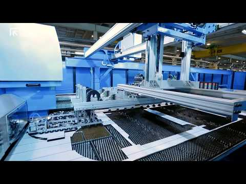 Prima Power LPBB Line - Laser Cutting, Punching, Buffering & Bending