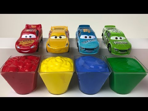 Baixar Lightning Mcqueen Toys, Learn Colors with Car Toys and Colorful Beads