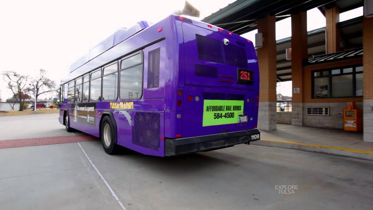 Tulsa Transit Advertising Youtube
