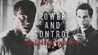 power & control | malachai parker