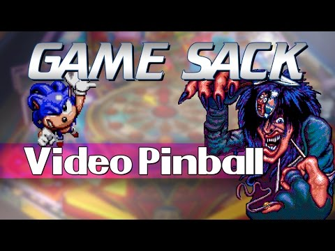 Video Pinball - Game Sack