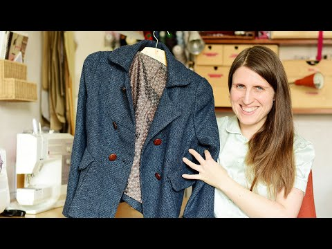 Live: Tailoring: Best tips and techniques for making a tailored jacket