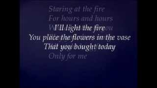 """Our House"" By Crosby Stills and Nash I do not own any rights of th..."