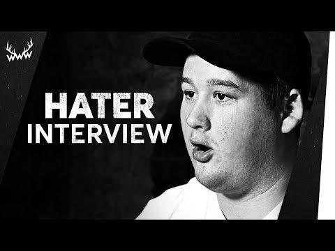 Was hält Mutti davon, dass du sie so verarschst?   Chris Tall im Hater-Interview