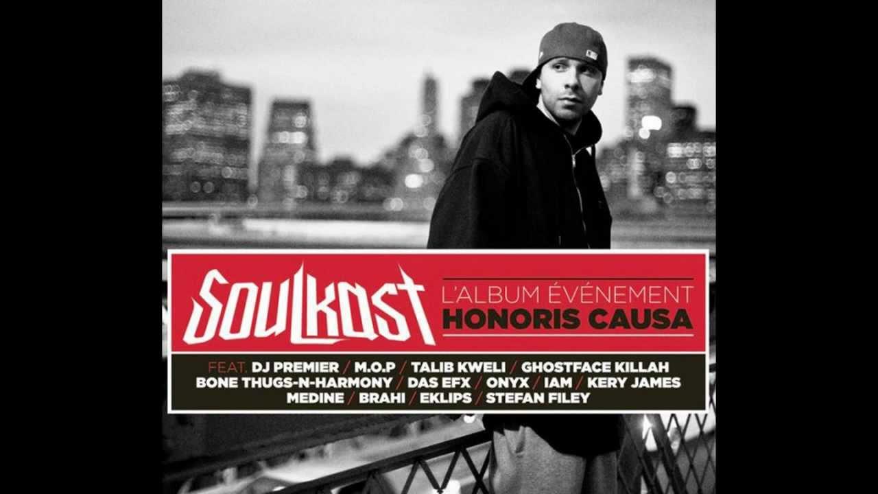 soulkast honoris causa album