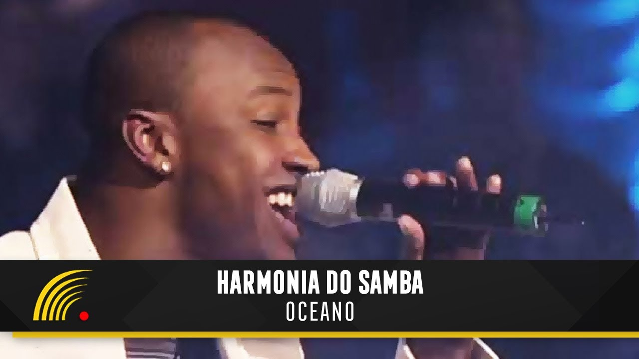 cd completo de harmonia do samba romantico