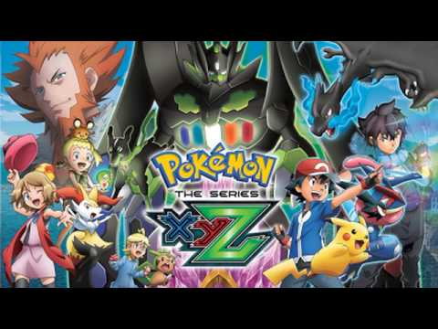 Pokemon XYZ Japanese Theme Song !