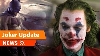 Joker Movie Rewrote the Whole Thing While on Set Reports & More