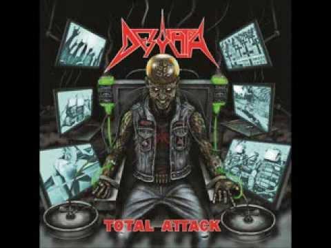 DESOLATOR - TOTAL ATTACK (FULL ALBUM) 2013