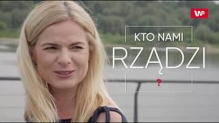 """Joanna Schmidt i Łukasz Mężyk w """"Kto Nami Rządzi"""""""