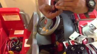 Safety 1st Kid Trax After Market Battery Swap Mod Fire Truck Ride On