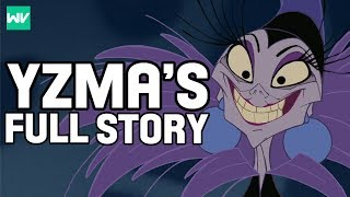 Yzma's Full Story - Her Mother, Bullies & Yzmopolis Explained: Discovering Disney