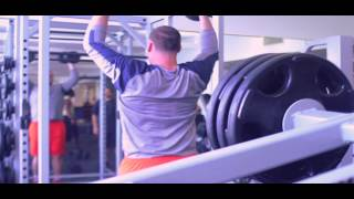 Swag on a 100 NFL Workout by Tony Thomas Sports