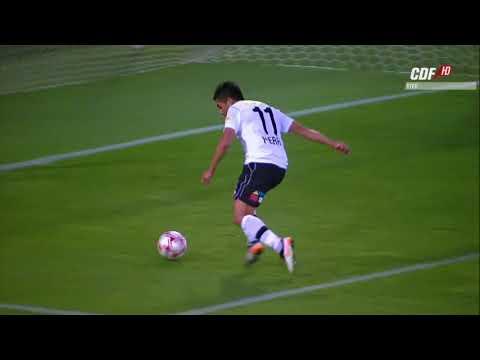 Colo Colo 4 5 Audax   4tos de Final 2012. 3 goles de Sebastian Saez