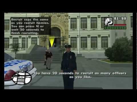 GTA San Andreas: SAPD:FR mod [1  Day] - YouTube