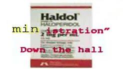 ED Sing-a-Long: Hello Haldol