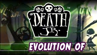 Graphical Evolution of Death Jr. (2005-2007)