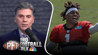 PFT Overtime: Can Cam Newton thrive with Patriots under Bill Belichick? (FULL SHOW) | NBC Sports